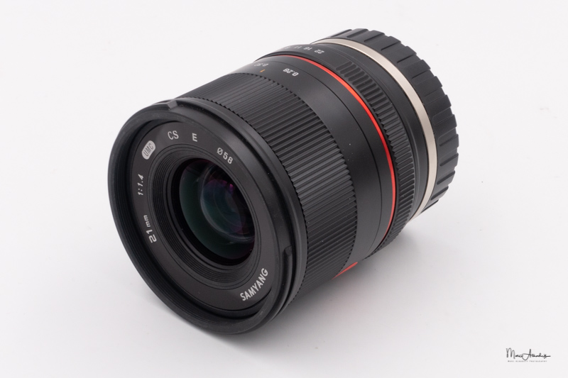 Samyang 21mm F1.4 ED UMC CS-4