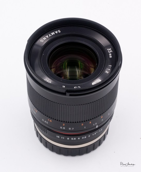 Samyang 35mm F1.2 ED UMC CS-2