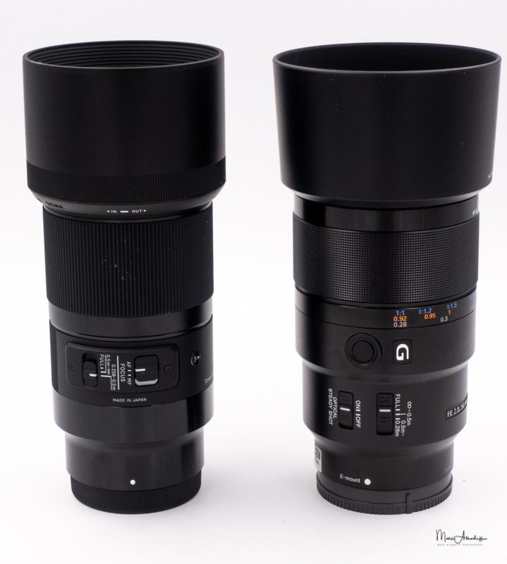 Sigma 70mm F2.8 Macro-8