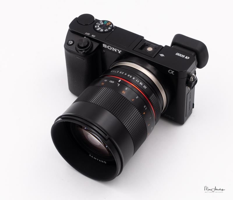 Samyang 85mm F1.8 ED UMC CS-10