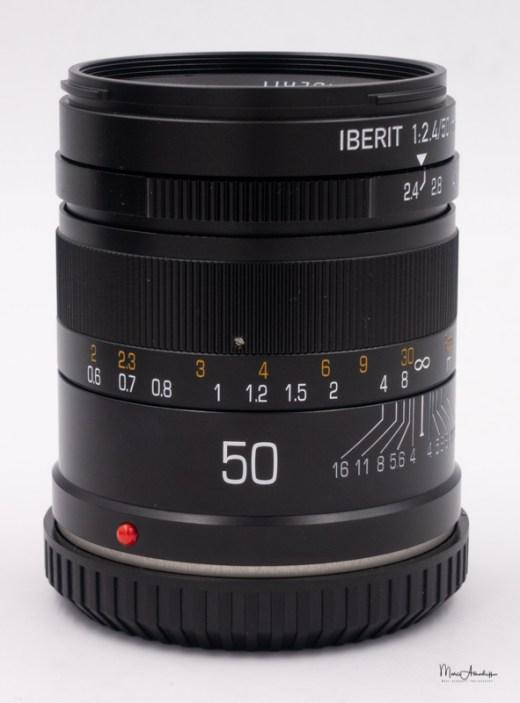 Kipon Iberit 50mm F2.4-1