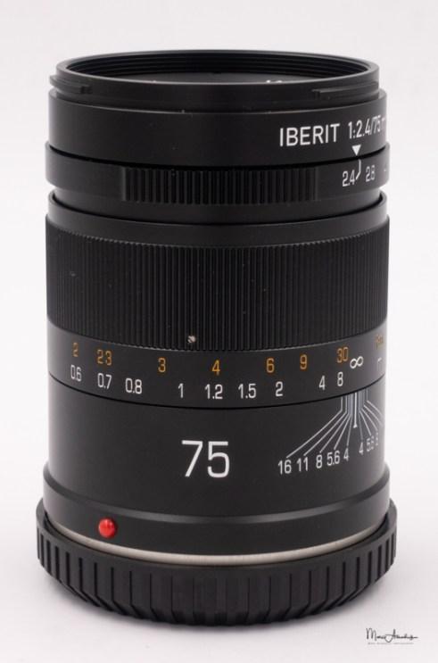 Kipon Iberit 75mm F2.4-6