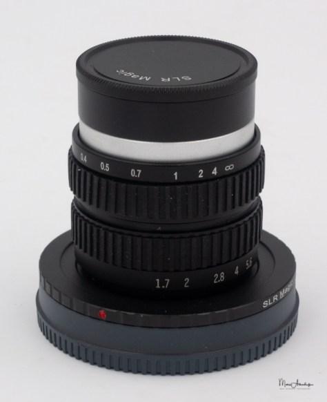 SLR Magic 35mm F1.7-1