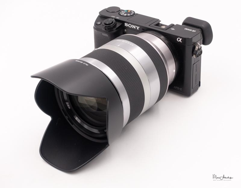 Sony E 18-200 F3.5-6.3 OSS-14
