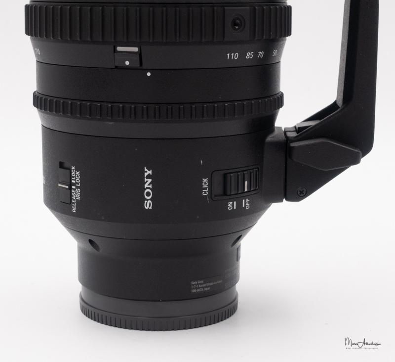 Sony E PZ 18-110 F4 G OSS-10