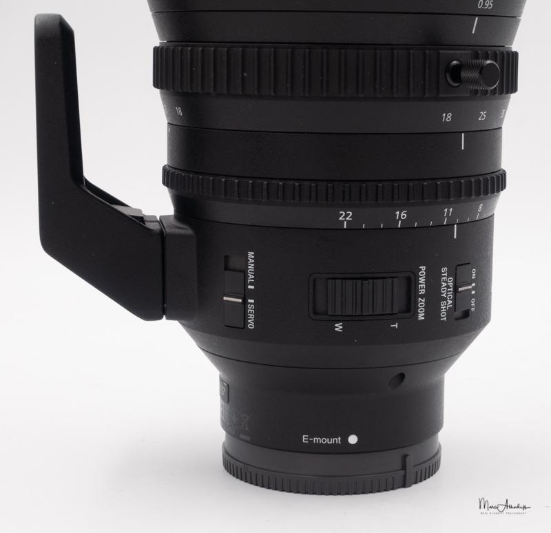Sony E PZ 18-110 F4 G OSS-11