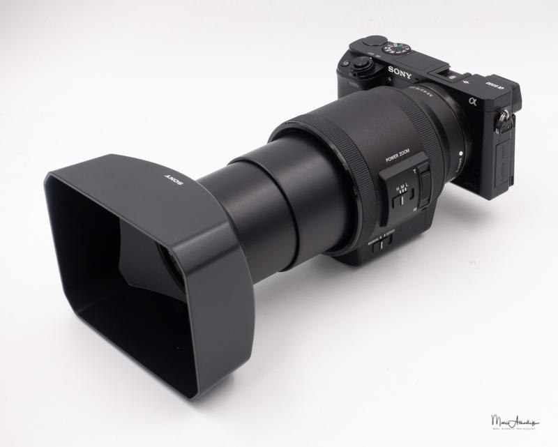 Sony E PZ 18-200 F3.5-6.3 OSS-24