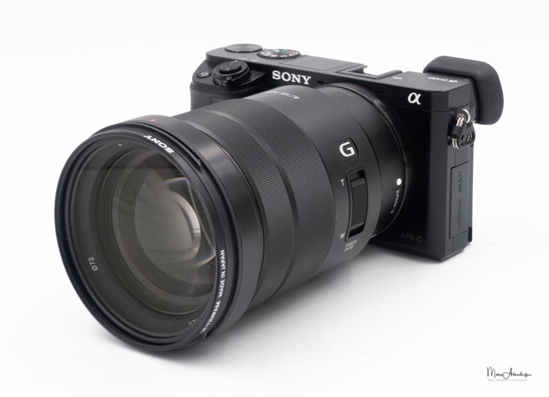 Sony PZ 18-105-23