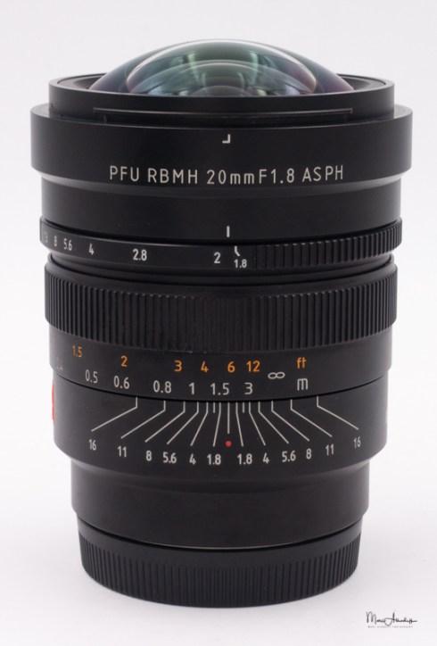 Viltrox PFU RBMH 20mm F1.8-5