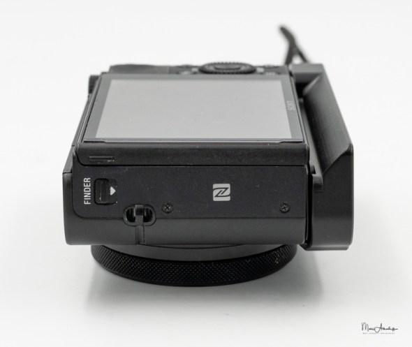 SmallRig L-shape wooden grip for Sony RX100 III IV V VA 2248-018