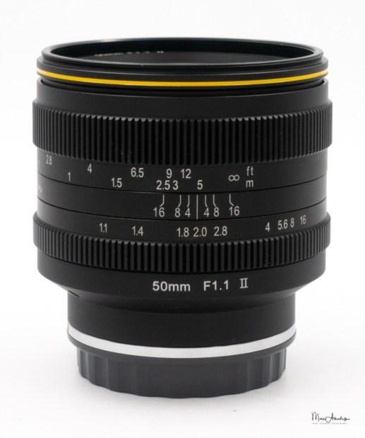 Kamlan 50mm F1.1 II-003