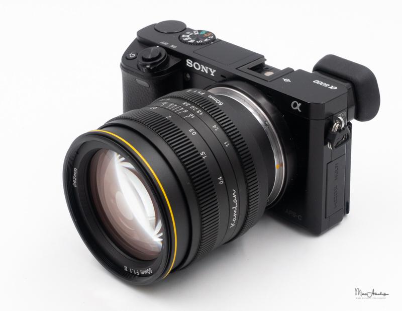 Kamlan 50mm F1.1 II-015