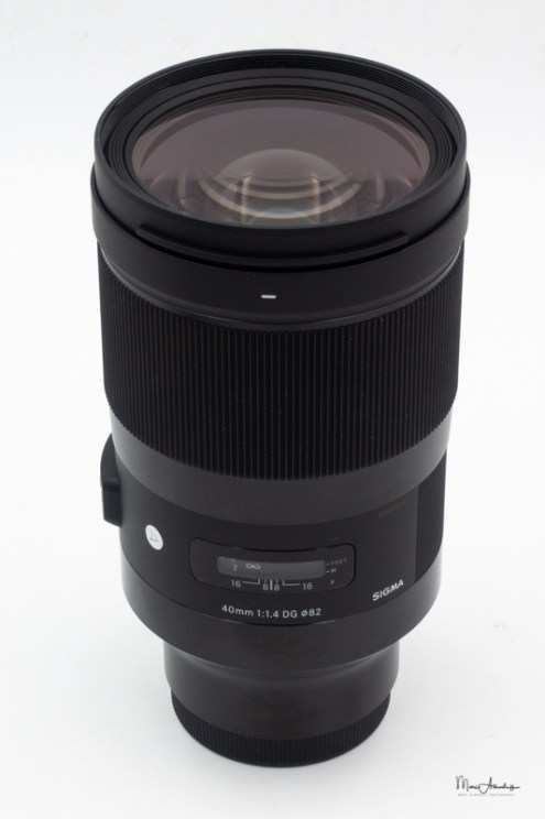 Sigma 40mm F1.4 DG HSM Art-02