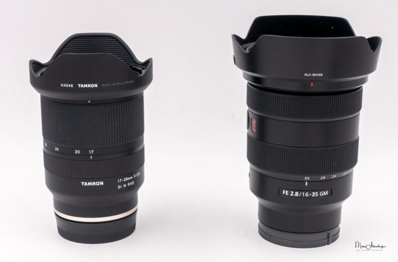Tamrron 17-28mm F2.8 Di III RXD-9