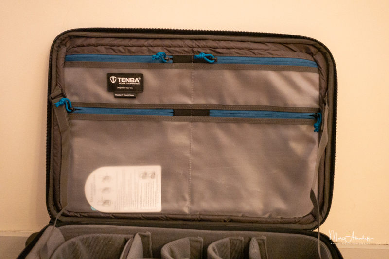 Tenba Hybrid roller 21-16