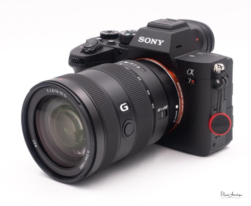 Sony E 16-55mm F2.8 G-14