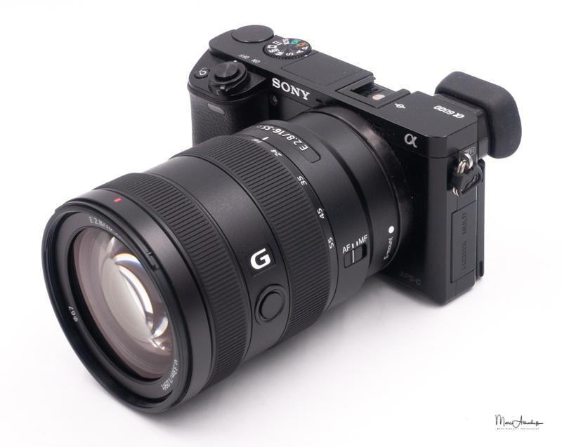 Sony E 16-55mm F2.8 G-8