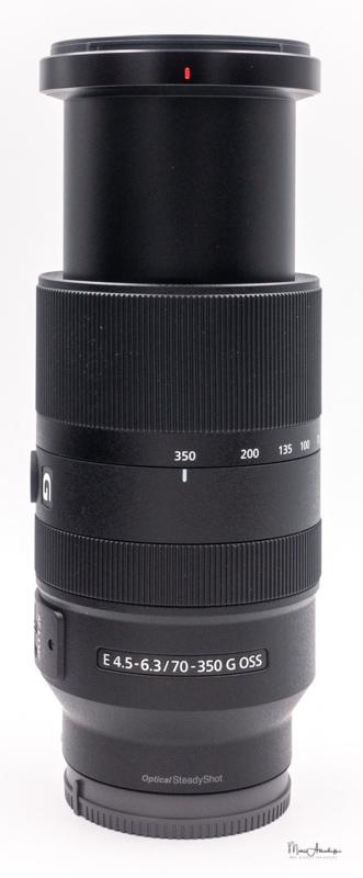 Sony E 70-350mm F4.4-6.3 G OSS-3