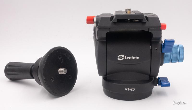 Leofoto LF-75 + VT-20-33