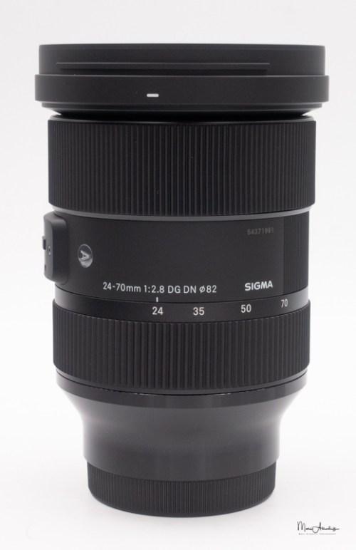 Sigma 24-70mm F2.8 DG DN Art-01