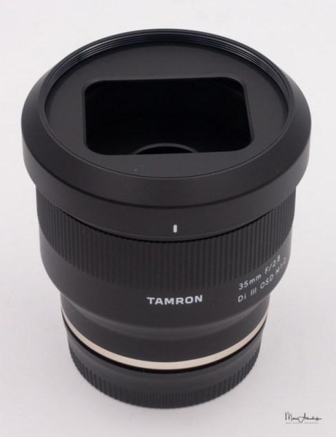 Tamron E 35mm F2.8 F053-2