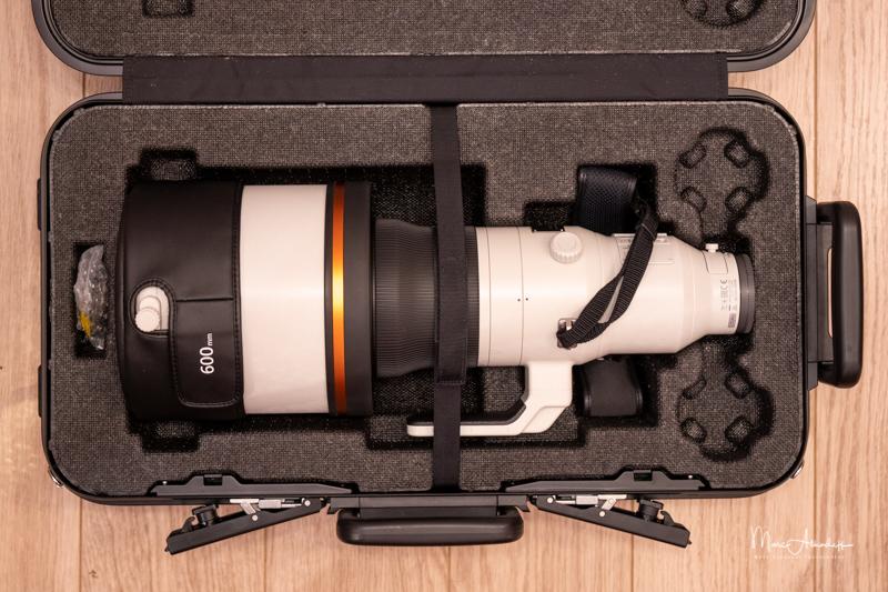Sony FE 600 F4 GM OSS-22