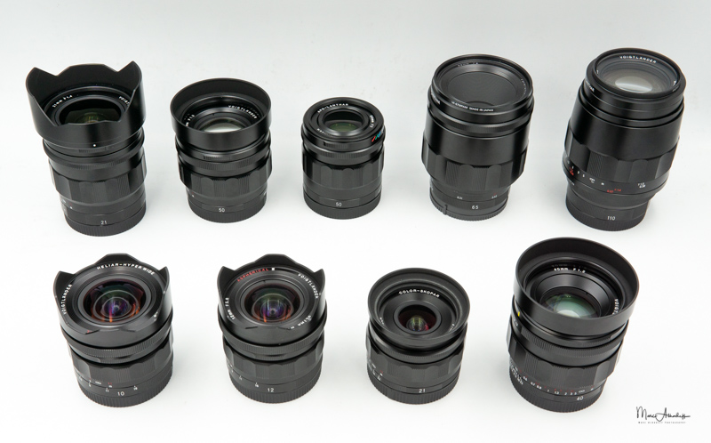 Voigtländer lineup for Sony E mount-2