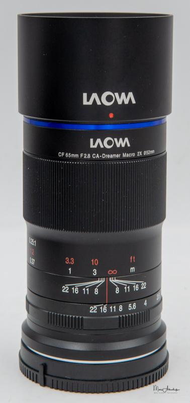 Laowa CF 65mm F2.8 CA-Dreamer Macro 2X-2