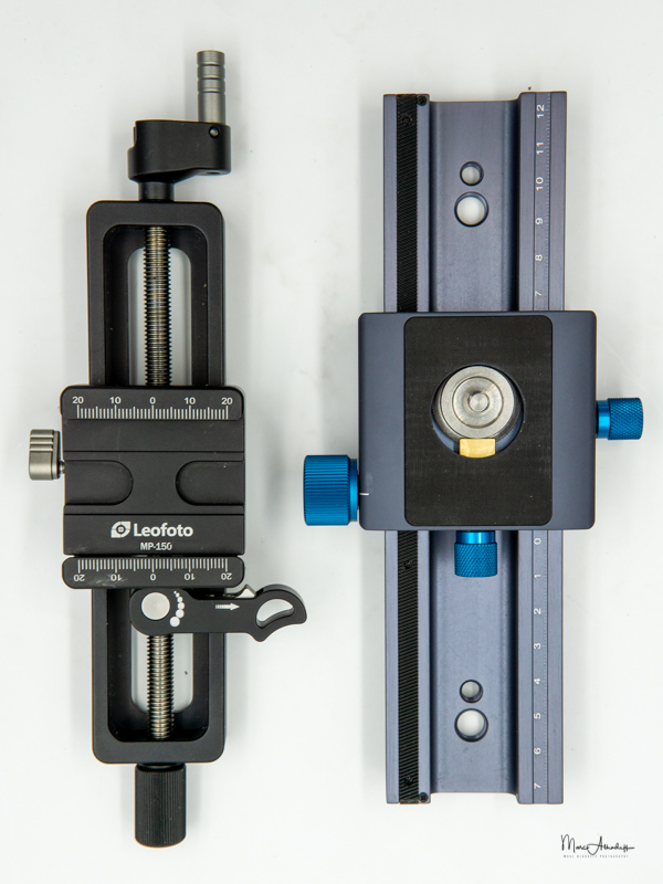 Leofoto MP150 Macro rail-11