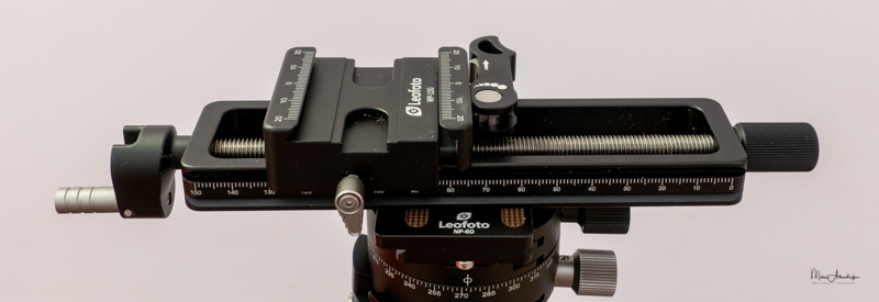Leofoto MP150 Macro rail-13