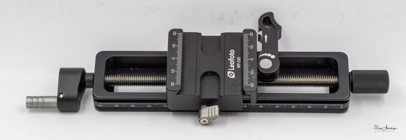 Leofoto MP150 Macro rail-5