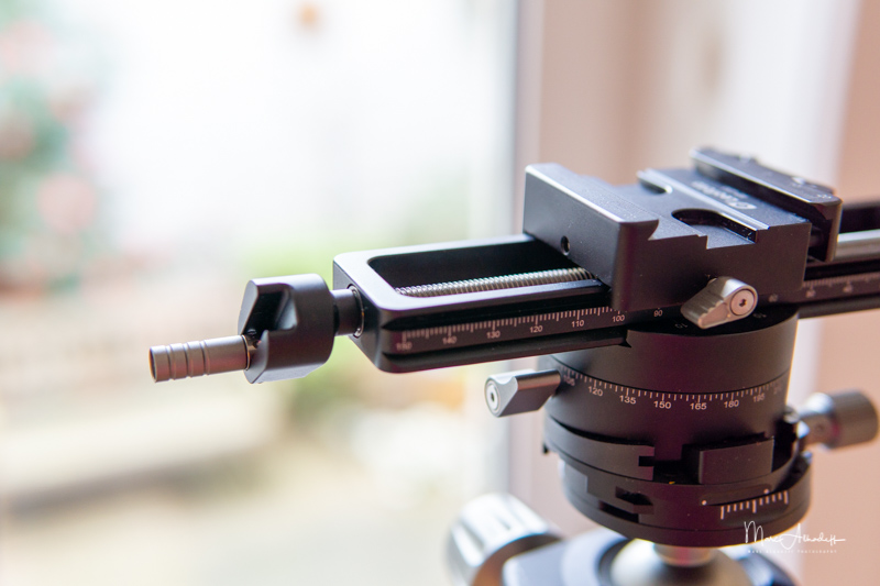 Leofoto MP150 Macro rail-8