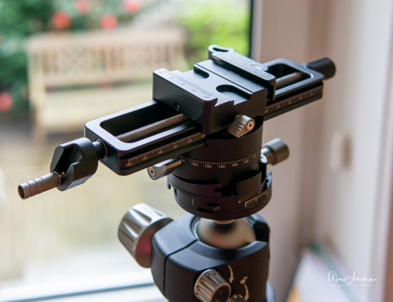Leofoto MP150 Macro rail-9