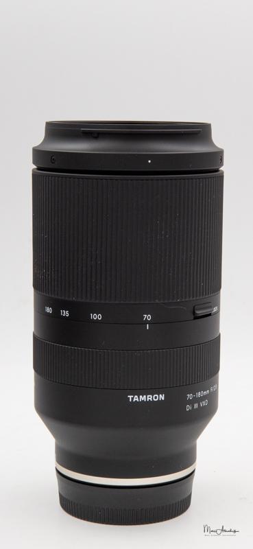 Tamron 70-180mm F2.8 Di III VXD-001