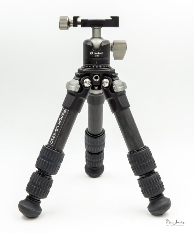 Leofoto LS-223C, LH-25- 004