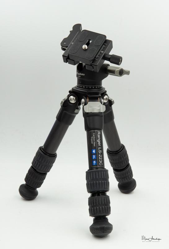Leofoto LS-223C, LH-25- 019