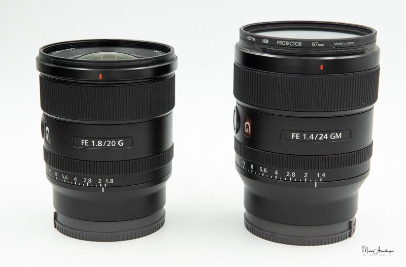 Sony FE 20mm F1.8 G-14