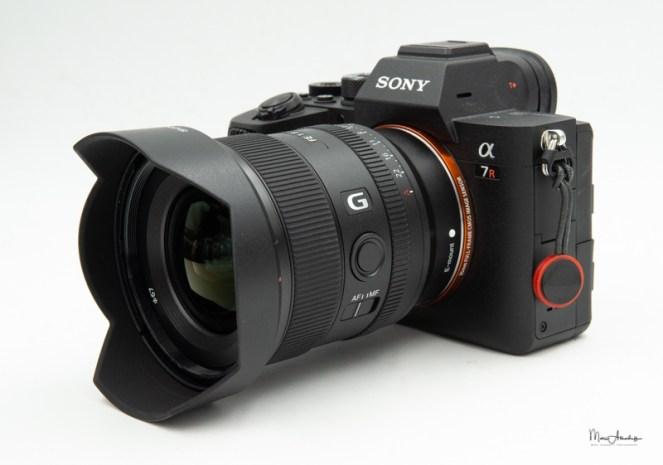 Sony FE 20mm F1.8 G-3