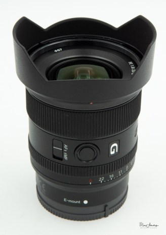 Sony FE 20mm F1.8 G-8