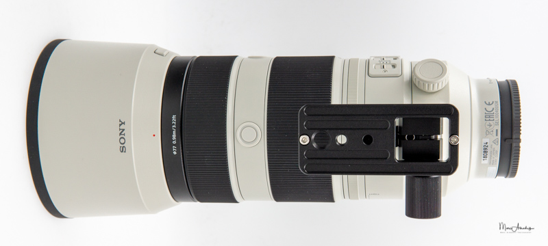 iShoot THS-140, Sony FE 100-400mm F4.5-5.6 GM OSS, Tripod Foot Replacement- 014