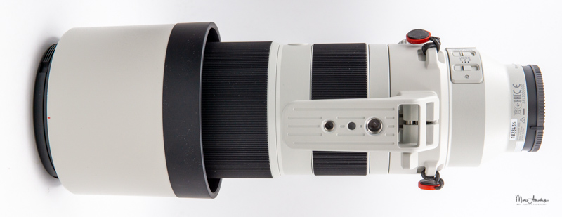 iShoot THS-260, Sony FE 200-600 F5.6-6.3 G OSS, Tripod Foot Replacement- 012