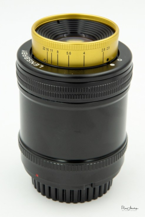 Lensbaby Twist 60mm F2.5-4