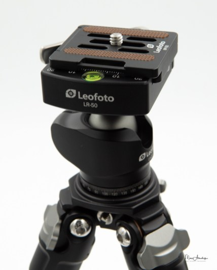 Leofoto LR-50 Lever quick release clamp-5