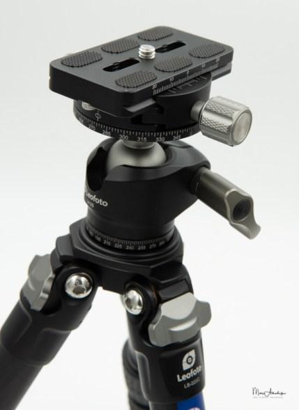 Leofoto RH-1L Panning clamp-5