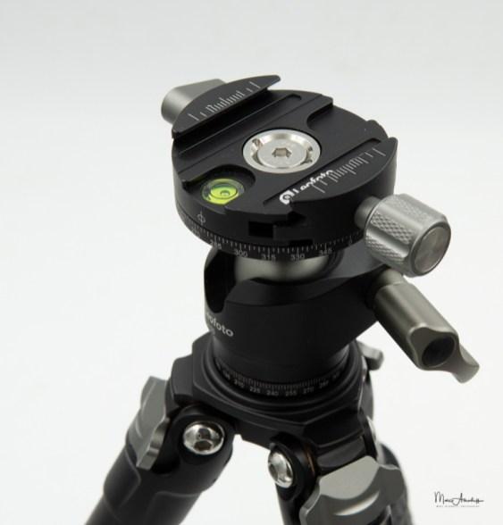 Leofoto RH-1L Panning clamp-6