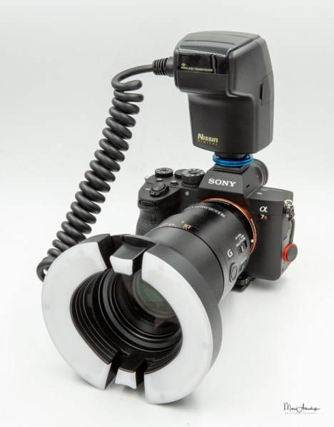 Nissin MF-18 Macro flash-14