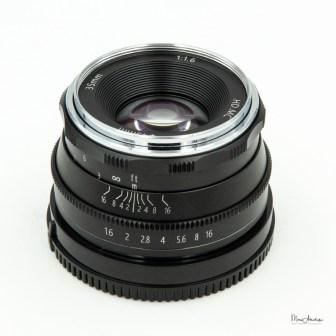 Pergear 35mm F1.6-2