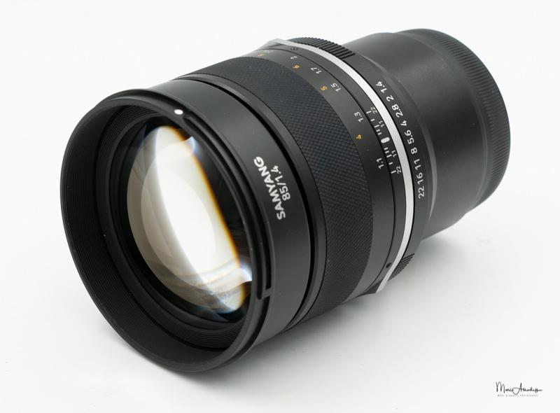 Samyang MF 85mm F1.4 MK2-5