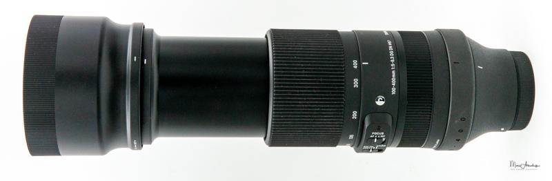 Sigma 100-400mm F5-6.3 DG DN OS-17