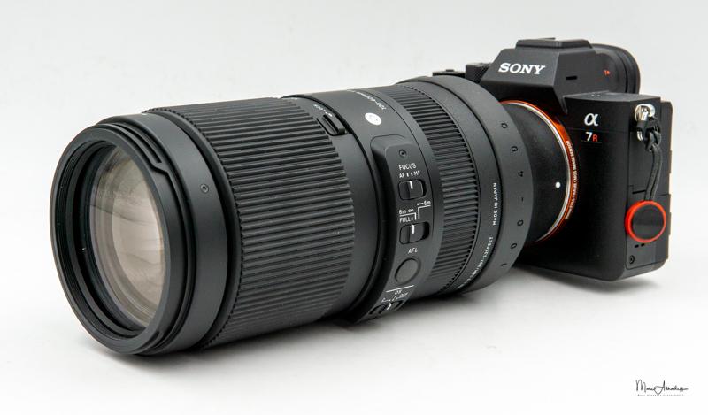 Sigma 100-400mm F5-6.3 DG DN OS-26